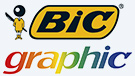 logo marki BIC Graphic